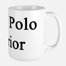Water Polo Warrior  Large Mug