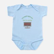 Do Not Disturb Watching Nashville Infant Bodysuit