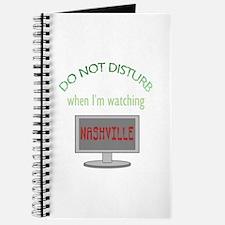 Do Not Disturb Watching Nashville Journal