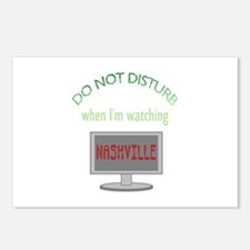 Do Not Disturb Watching N Postcards (Package of 8)