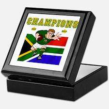 Springbok Champions Keepsake Box