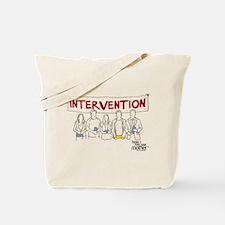 HIMYM Doodle Intervention Tote Bag