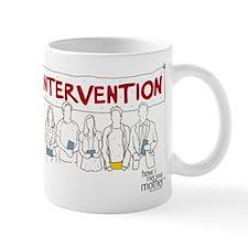 HIMYM Doodle Intervention Mug
