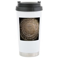 Quandary Peak USGS Benchmark Fourteener Travel Mug