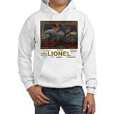 Lionel train Hooded Sweatshirt