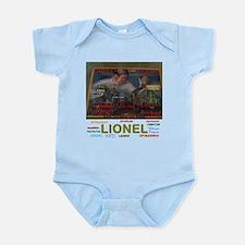 JOSHUA LIONEL COWEN, THE SPARKLER. Infant Bodysuit