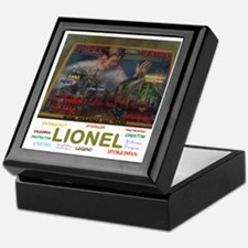 JOSHUA LIONEL COWEN, THE SPARKLER. Keepsake Box