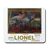Lionel train Classic Mousepad