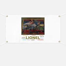 JOSHUA LIONEL COWEN, THE SPARKLER. Banner