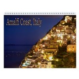 Amalfi coast Wall Calendars