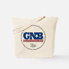 HIMYM Goliath Jingle Round Tote Bag