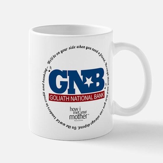 HIMYM Goliath Jingle Round Mug