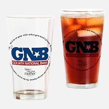 HIMYM Goliath Jingle Round Drinking Glass