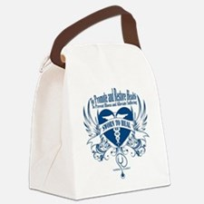 Sworn to Heal Canvas Lunch Bag