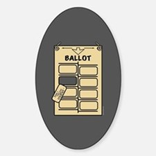 HIMYM Hanging Chad Decal
