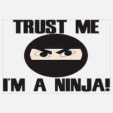 trust me I'm a ninja