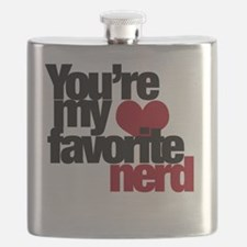 you're my favorite nerd Flask