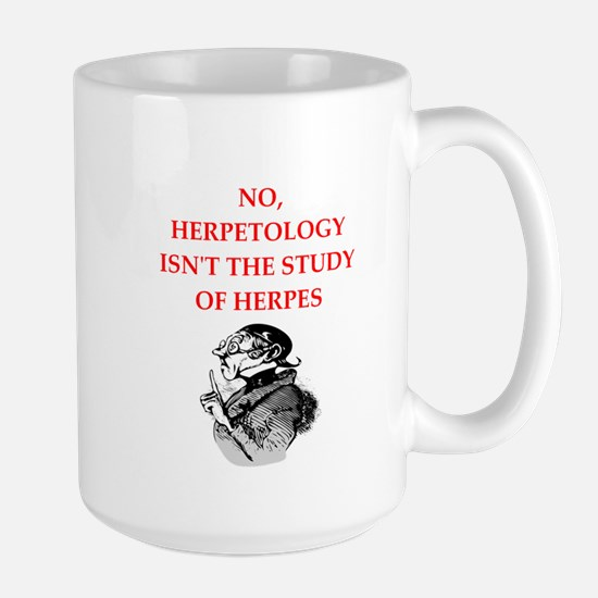herpetology Mugs