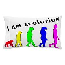 I am evolution Pillow Case