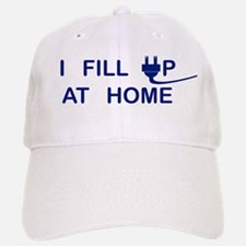 I FILL UP AT HOME Baseball Baseball Baseball Cap