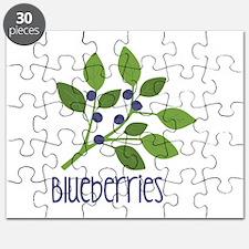 Blueberries Puzzle