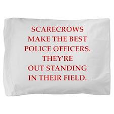 police Pillow Sham