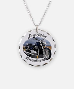 Triumph Thunderbird Necklace