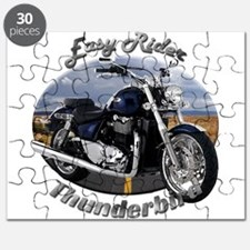 Triumph Thunderbird Puzzle