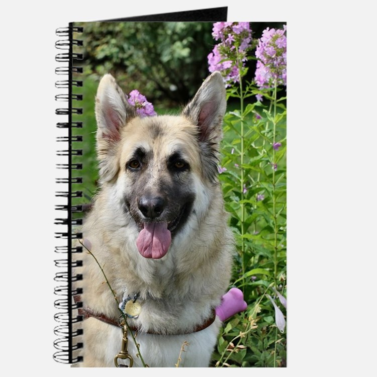 Cute Gsd Journal