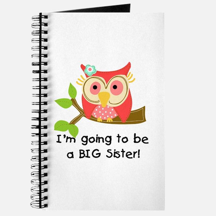 Owl Future Big Sister Journal