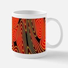 Molten lava Mugs