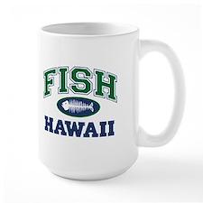 Fish Hawaii Mug