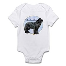 Newfie Portrait Infant Bodysuit