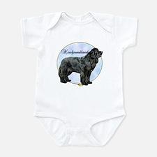 Newfie Portrait Infant Bodysuit