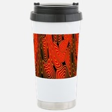 Molten lava Stainless Steel Travel Mug