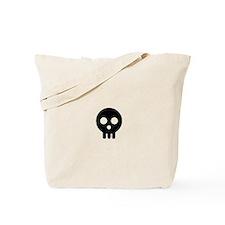 Cute Fear no evil Tote Bag