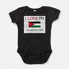 Cute Jordanian Baby Bodysuit