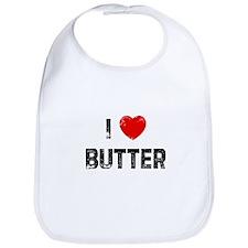 I * Butter Bib