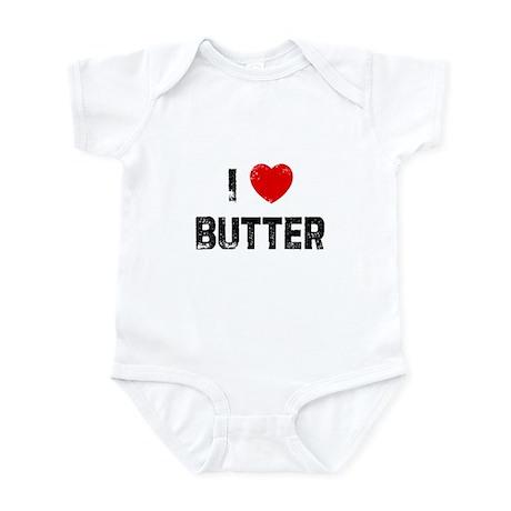 I * Butter Infant Bodysuit