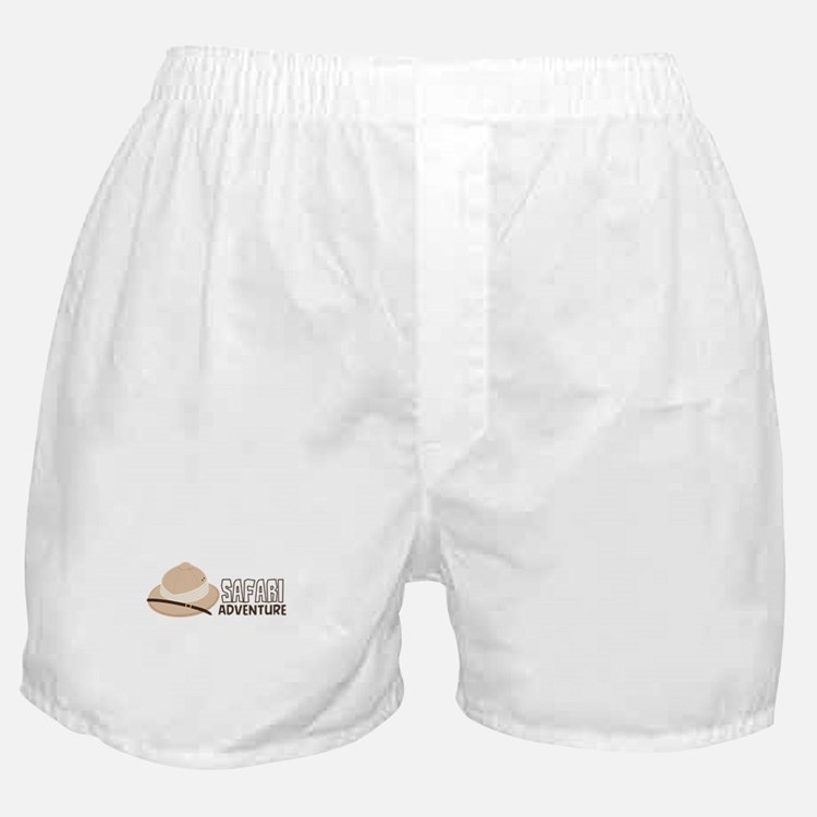 Safari Adventure Boxer Shorts