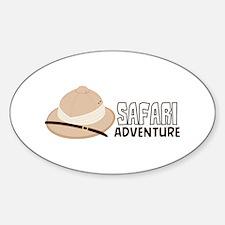 Safari Adventure Decal