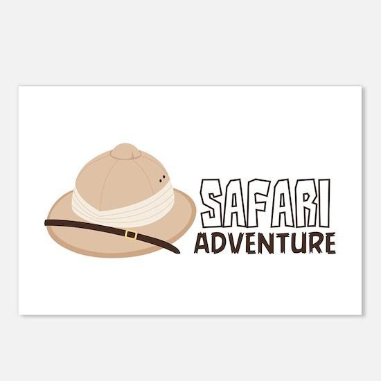 Safari Adventure Postcards (Package of 8)