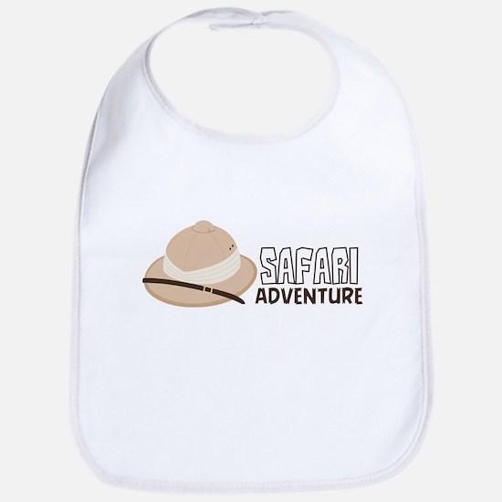 Safari Adventure Bib