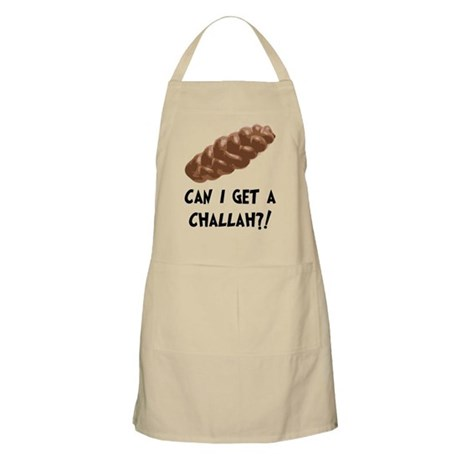 Can I get a Challah BBQ Apron
