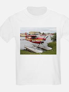 Just plane crazy: float plane 22 T-Shirt