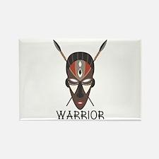 Warrior Mask Magnets