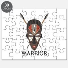 Warrior Mask Puzzle