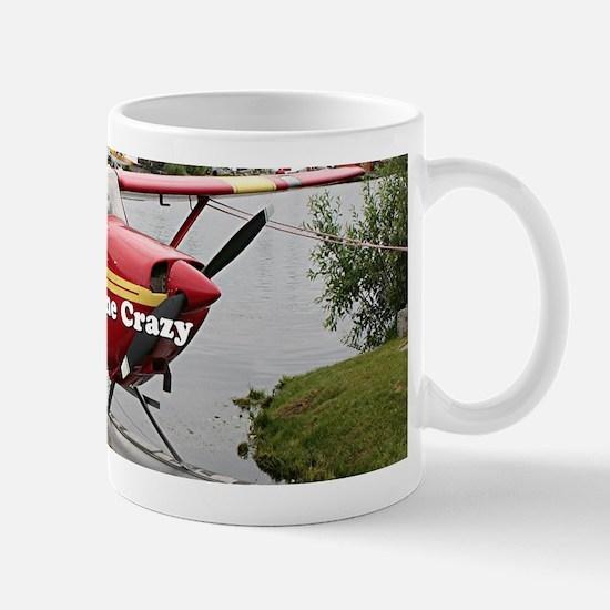 Just plane crazy: float plane 22 Mugs