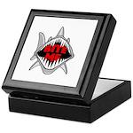 Bite Me Shark Keepsake Box