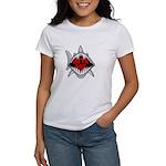 Bite Me Shark Women's T-Shirt
